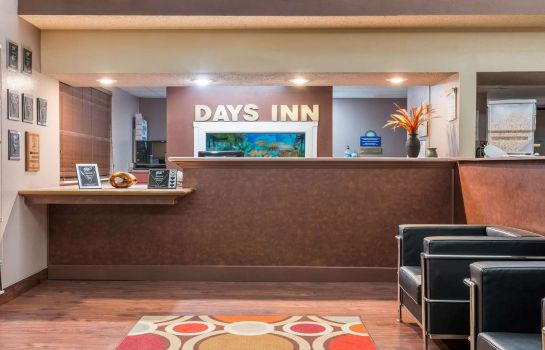 Hotelhalle Days Inn by Wyndham Amarillo - Medical Center