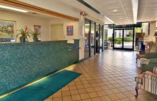Hotelhalle DAYS INN MYRTLE BEACH