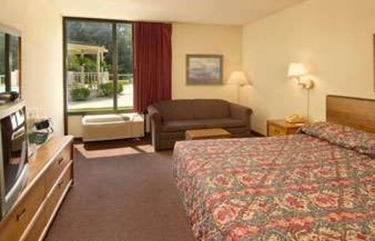 Zimmer DAYS INN MYRTLE BEACH