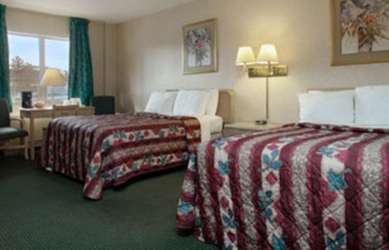 Zimmer DAYS INN WASHINGTON DC