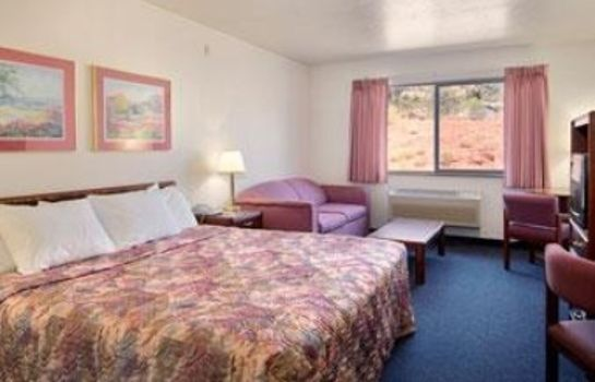 Chambre DAYS INN BY WYNDHAM TORREY CAP