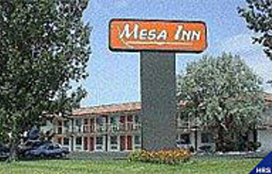 Buitenaanzicht Colorado Mesa Inn Grand Junction