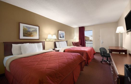 Chambre DAYS INN COOKEVILLE TN