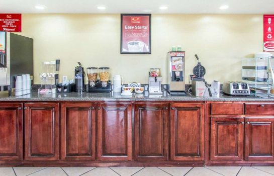 Restaurant Econo Lodge Inn and Suites Evergreen