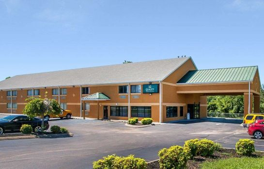Außenansicht Quality Inn and Suites Centerville