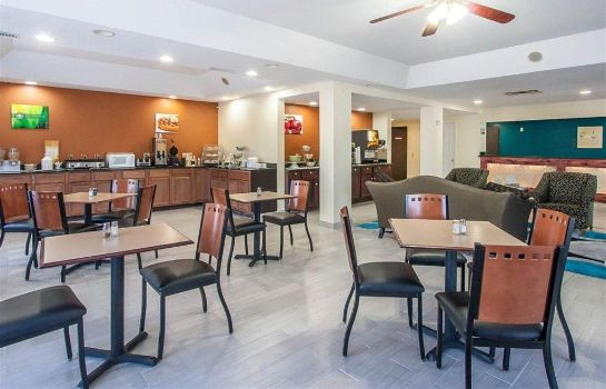 Hotelhalle Quality Inn and Suites Centerville