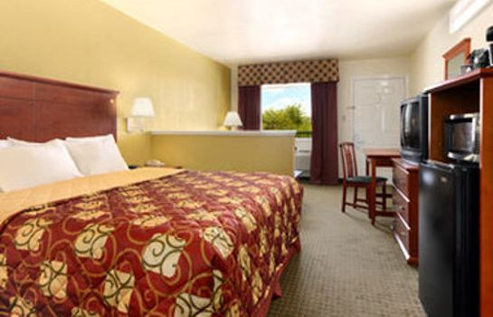 Zimmer DAYS INN SAN ANTONIO SOUTHEAST