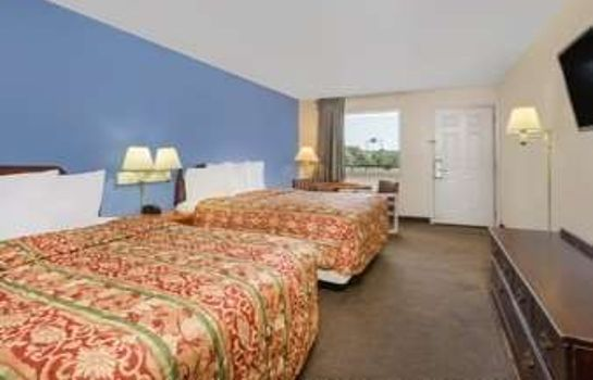 Kamers DAYS INN SAN ANTONIO