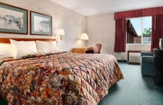 Zimmer DAYS INN LA CROSSE CONF CENTER