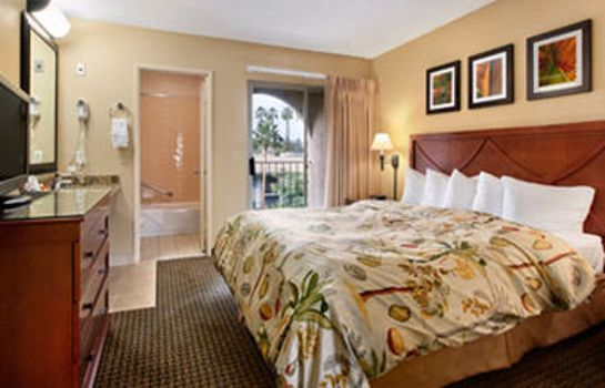 Zimmer DAYS INN AND SUITES SAN DIEGO