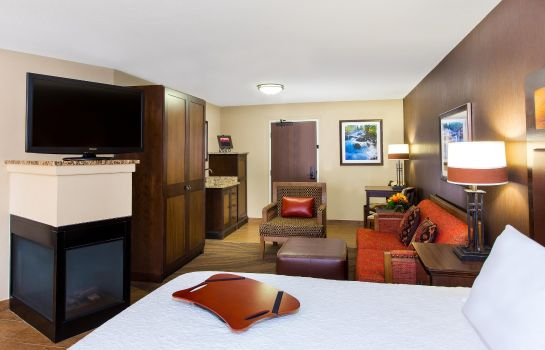 Suite Hampton Inn Jackson Hole WY