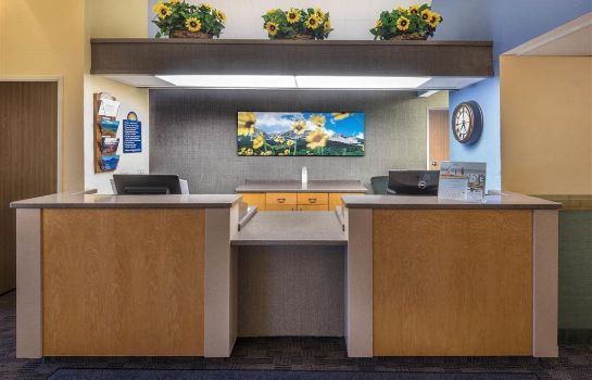 Hotelhalle Days Inn by Wyndham Great Falls