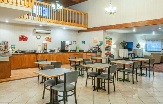 Restaurant Quality Inn and Suites Grants