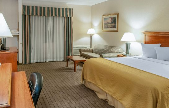 Zimmer Quality Inn and Suites Grants