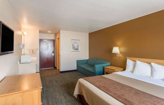 Pokój DAYS INN SALT LAKE CITY SOUTH