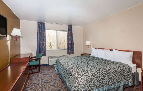 Chambre DAYS INN SALT LAKE CITY SOUTH