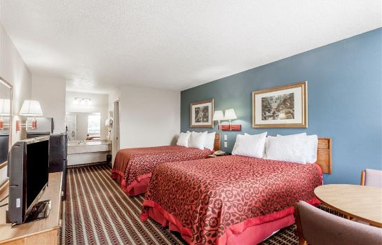 Zimmer DAYS INN NASHVILLE NORTH-OPRYL