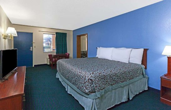 Zimmer DAYS INN OKLAHOMA CITY FAIRGRO