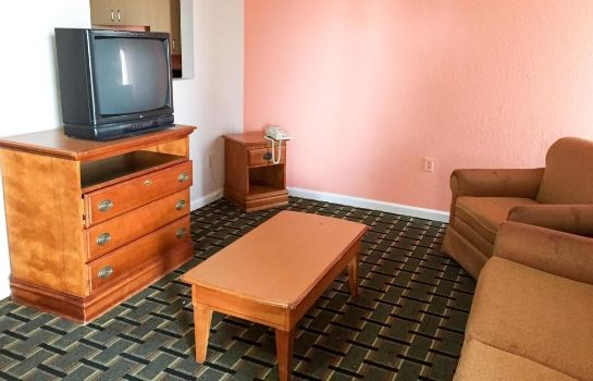 Standardzimmer FL Motel 6 Englewood