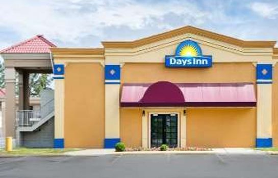 Außenansicht DAYS INN GREENSBORO AIRPORT