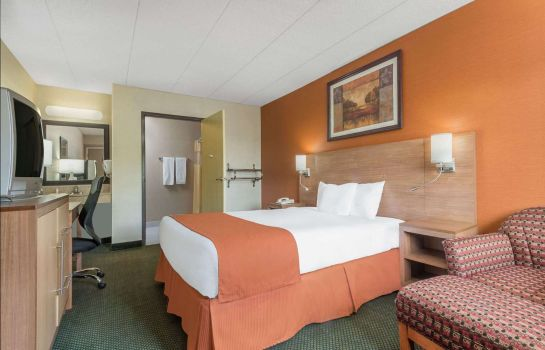 Room DAYS INN COLUMBUS FAIRGROUNDS