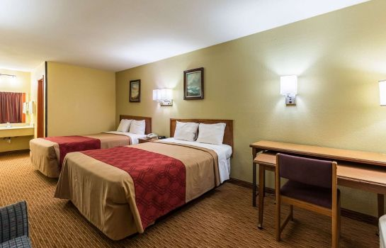 Double room (superior) Rodeway Inn Galveston
