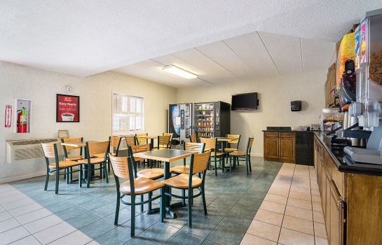Restaurant Econo Lodge Danvers