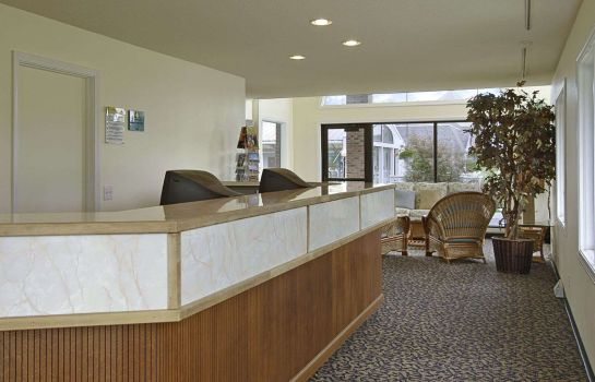 Hol hotelowy DAYS INN MACKINAW CITY