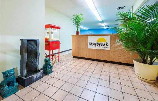 Hotelhalle DAYS INN FRANKFORT