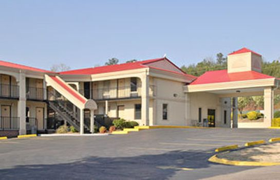 Vista esterna DAYS INN CLEVELAND TN