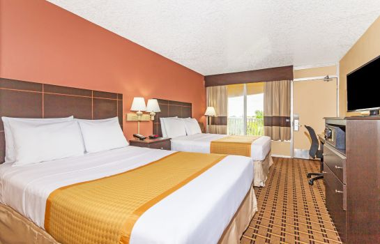 Zimmer DAYS INN FORT LAUDERDALE-OAKLA