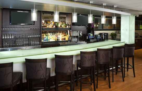 Hotel bar Holiday Inn NEWARK AIRPORT