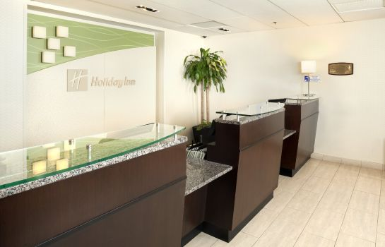 Hotelhalle Holiday Inn NEWARK AIRPORT