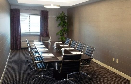 Sala de reuniones Holiday Inn NEWARK AIRPORT