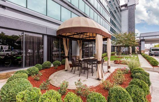 Exterior view Clarion Hotel Nashville Downtown - Stadi