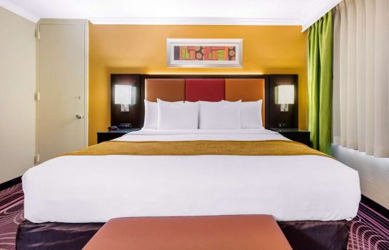 Room Clarion Hotel Nashville Downtown - Stadi