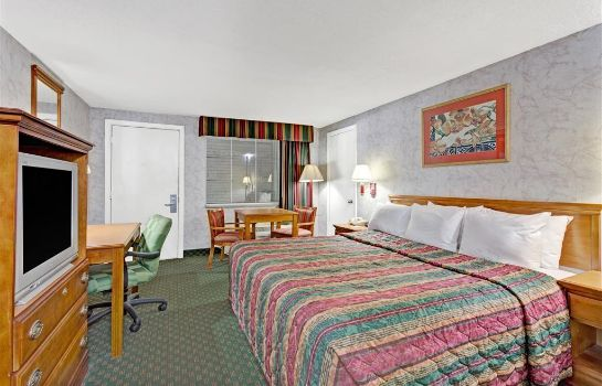 Zimmer DAYS INN WILLIAMSBURG COLONIAL