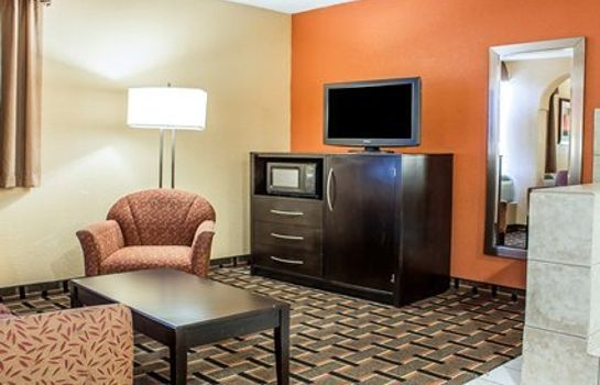 Suite Quality Inn Dunmore