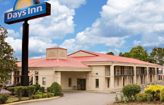 Vista esterna Days Inn by Wyndham Cleveland TN
