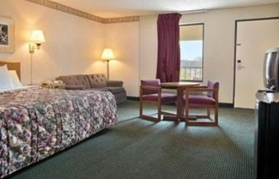 Kamers DAYS INN CLEVELAND