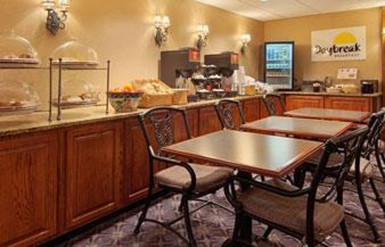 Restaurant DAYS INN HORSHAM PHILADELPHIA