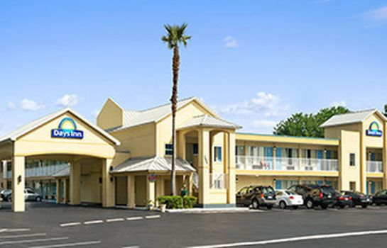 Exterior view DAYS INN DAYTONA BEACH SPEEDWA