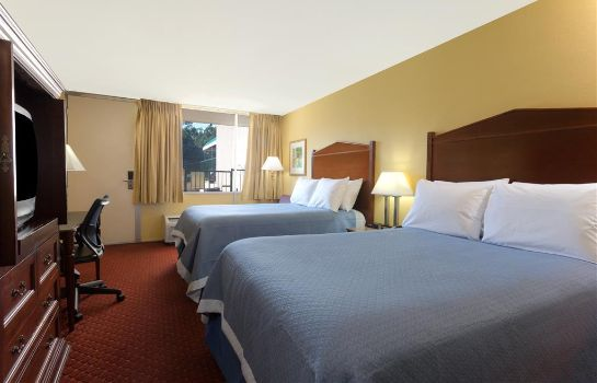 Zimmer DAYS INN WASHINGTON DC GATEWAY