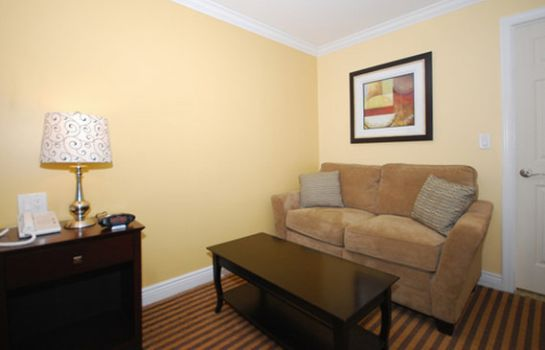 Suite Quality Inn near Mountain Creek
