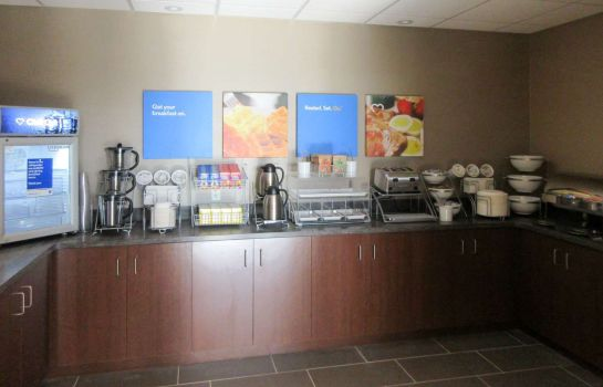 Restaurante Comfort Inn & Suites - Harrisburg Airport - Hershey South