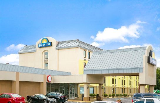Hotelhalle DAYS INN NORTH KNOXVILLE