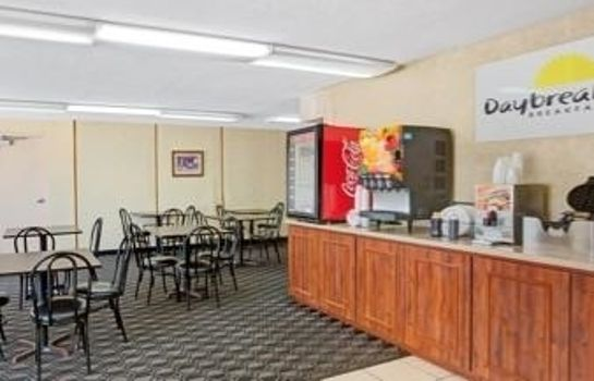 Restaurant DAYS INN NORTH KNOXVILLE