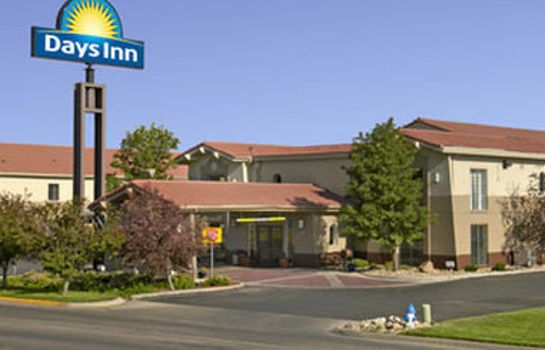 Vista exterior DAYS INN CASPER