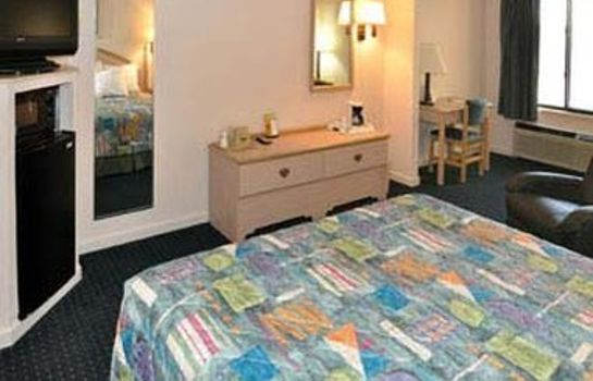 Zimmer DAYS INN PANAMA CITY CALLAWAY