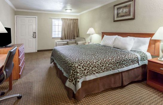 Zimmer DAYS INN HOUSTON EAST